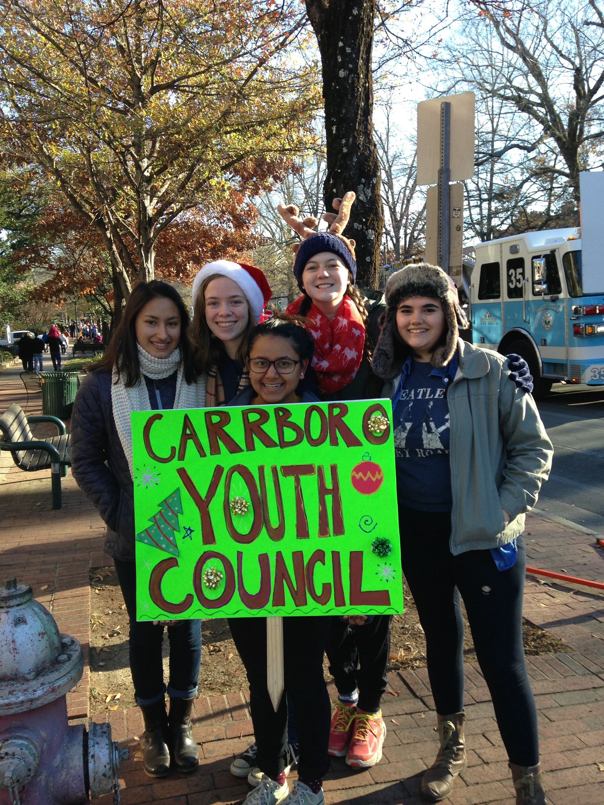 Carrboro Youth Council