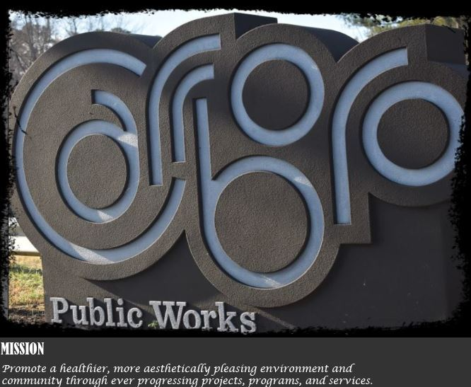 public works sign 1