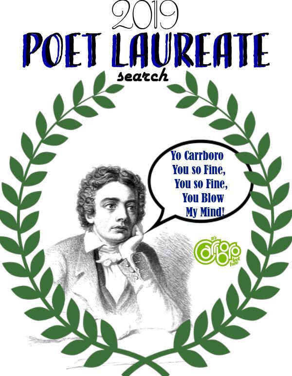 Poet Laurette search 2019